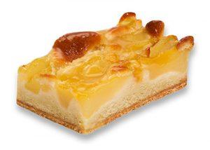 Purk Gourmet: Apfel Schnitte