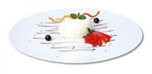 Purk-Gourmet: Amaretto-Krokant Creme