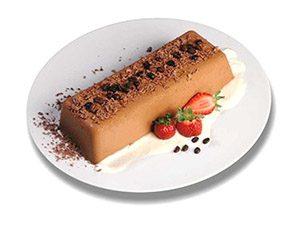 Purk Gourmet: Cappucino Mousse