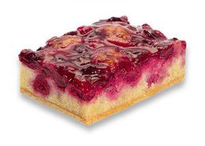 Purk Gourmet: Kirsch Schnitte