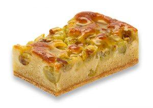 Purk Gourmet: Stachelbeer Schnitte