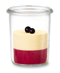 Purk Gourmet: Cassis-Joghurt Refill