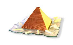 Purk Gourmet: Königspyramide (groß)