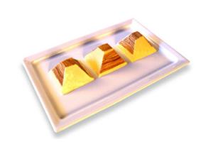 Purk Gourmet: Königspyramide (klein)