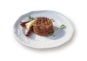 Purk Gourmet: Lebkuchen Törtchen