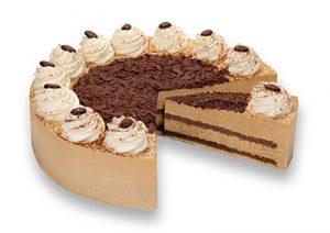 Purk Gourmet: Cappucino-Sahne Torte