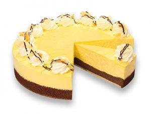 Purk Gourmet: Eierlikör-Sahne Torte