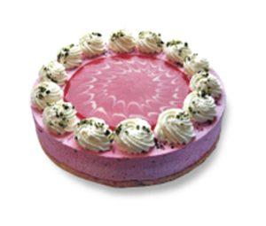 Purk Gourmet: Erdbeer-Sahne Torte
