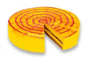 Purk Gourmet: Passionsfrucht Torte
