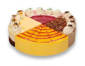 """Purk Gourmet: Gemischte Torte """"Raffinesse"""""""