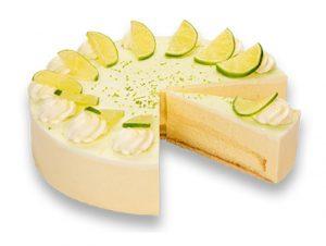 Purk Gourmet: Joghurt-Limonen Torte