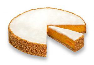 Purk Gourmet: Rübli Torte