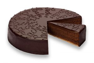 Purk Gourmet: Sacher Torte