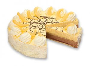 Purk Gourmet: Schoko-Birne Torte