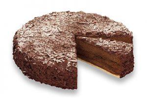 Purk Gourmet: Schokoladen Torte