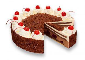 Purk Gourmet: Schwarzwälder Kirsch Torte